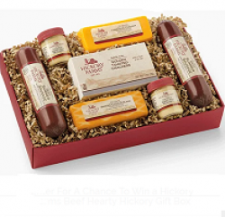 Hickory Farms Gift Box Sweepstakes