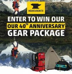 Mountainsmith 40th Anniversary Sweeps