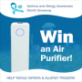 Win a Air Purifier Sweepstakes in online sweepstakes