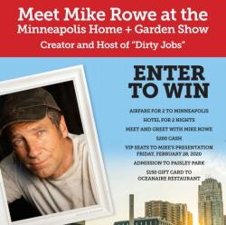 Mike Rowe Sweepstakes