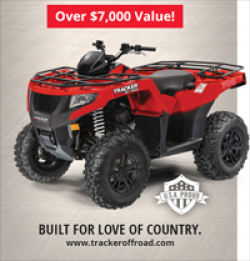 Tracker Off-Road Sweepstakes