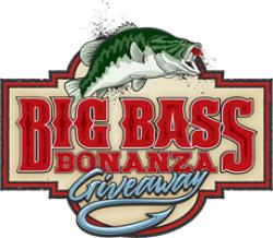 Big Bass Bonanza Giveaway