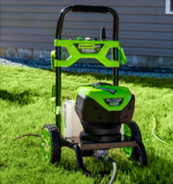 Greenworks Home Tools Giveaway
