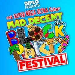 Mad Decent Block Party Sweepstakes