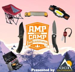 The Amp Your Camp Giveaway