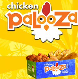 Chicken Palooza Sweepstakes & IWG