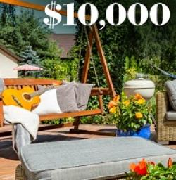 BHG Ultimate Backyard Sweepstakes
