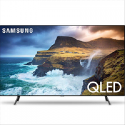 Samsung QLED 4K Smart TV Giveaway