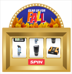 Gear Up For Fall Sweepstakes