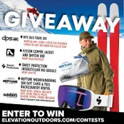 Elevation Outdoors Ski Sweepstakes