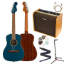 Win a Fender Malibu Acoustic Sweepstakes in online sweepstakes