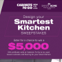 Win a DIY Network Smartest Kitchen Sweeps in online sweepstakes