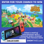 Win a Showtimes Nintendo Switch Giveaway in online sweepstakes