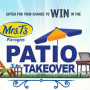 Win a Patio Takeover Sweepstakes in online sweepstakes