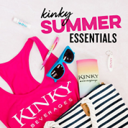 Kinky Summer Essentials Sweepstakes prize ilustration