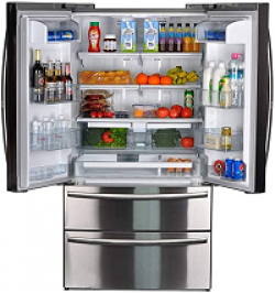 RC Willey Refrigerator Giveaway prize ilustration