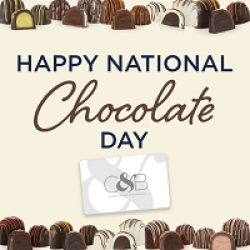 National Chocolate Day Giveaway prize ilustration