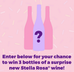 Stella Rosa Birthday Bash Giveaway prize ilustration