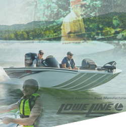 Lowe Boats Golden Anniversary Sweeps prize ilustration