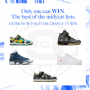 Win a Sole Collector Midyear Sweepstakes in online sweepstakes