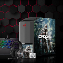 Origin PC Crysis Sweepstakes prize ilustration