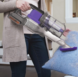 Pet Vacuum Sweepstakes prize ilustration