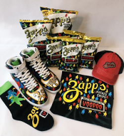 Zapps Voodoo Sweepstakes prize ilustration