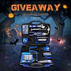 Household Tool Kit Giveaway prize ilustration