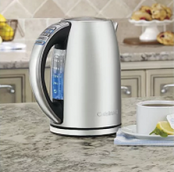 Cuisinart Electric Kettle Giveaway prize ilustration