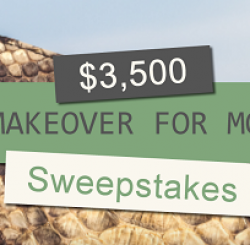 $3,500 Makeover for Mom Giveaway prize ilustration