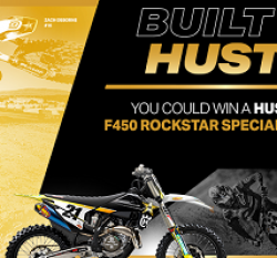 Rockstar Energy Extra Mile Sweepstakes prize ilustration